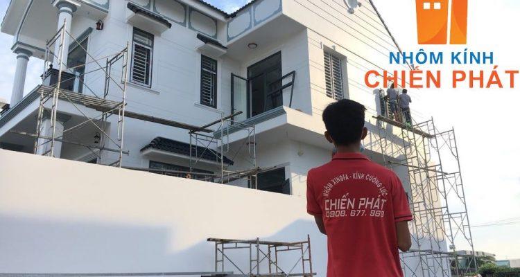 Bảng báo giá cửa nhôm Xingfa Phú Mỹ Bà Rịa Vũng Tàu 2021